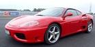 Jazda na Ferrari 360 Modena F1