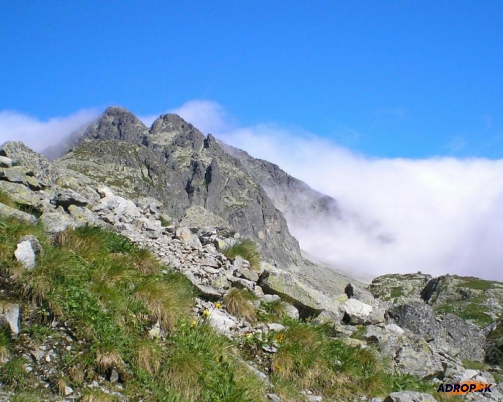 Blízko k oblakom