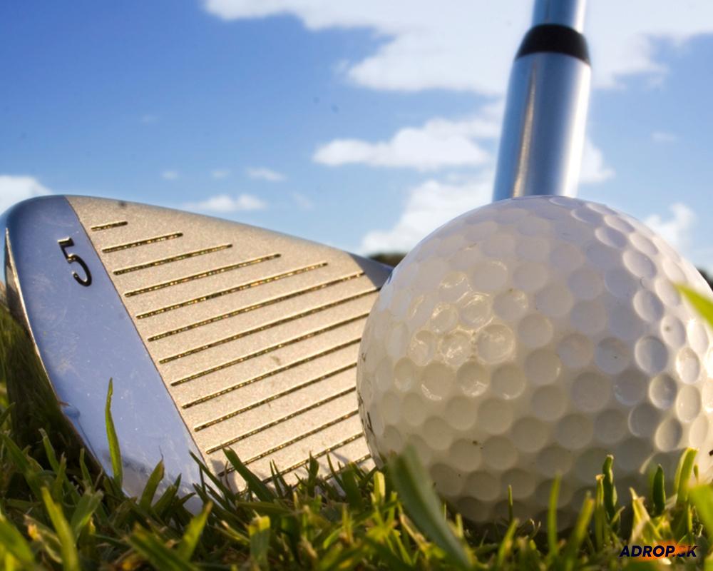 Lekcia golfu