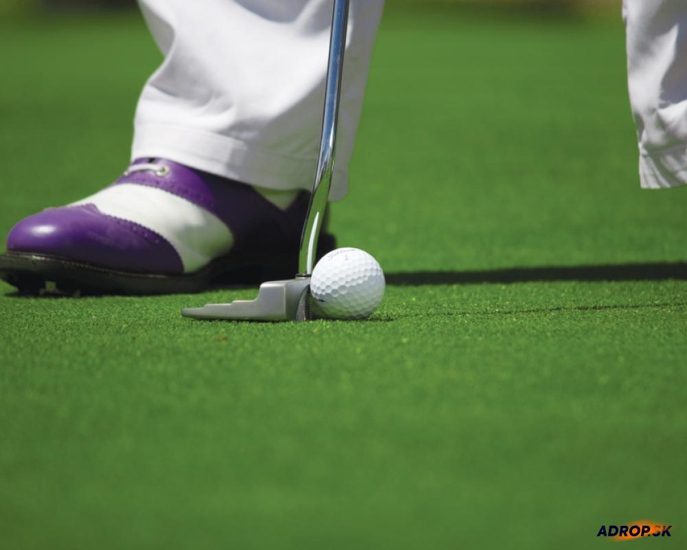 Thajská masáž pre golfistov